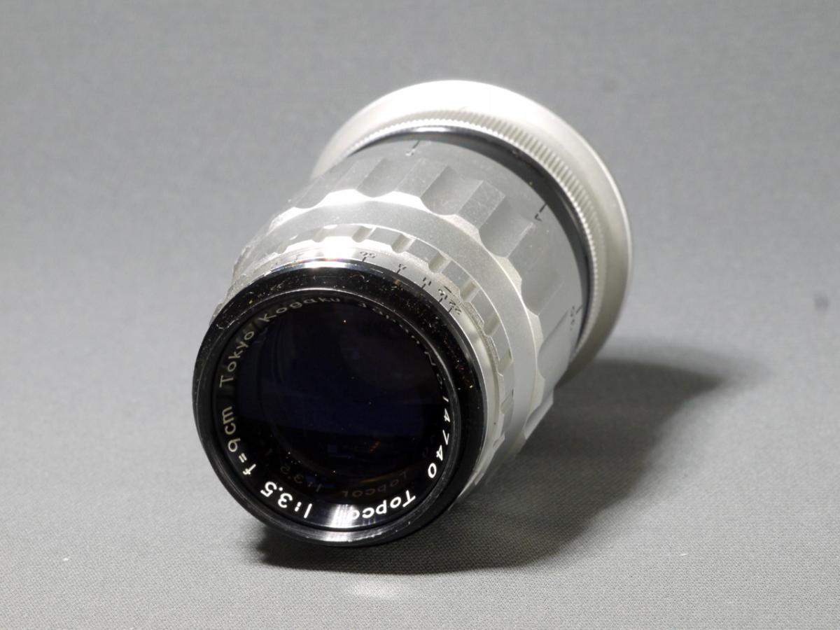 トプコール90mm F 3.5 (L) ファインダーセット