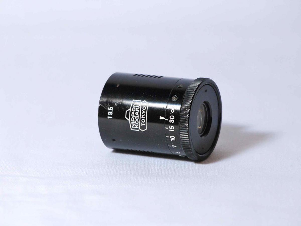 ニコン135mm ブラックファインダー