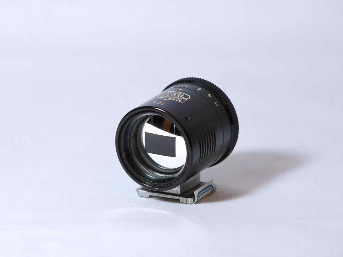 ニコン105mm ブラックファインダー