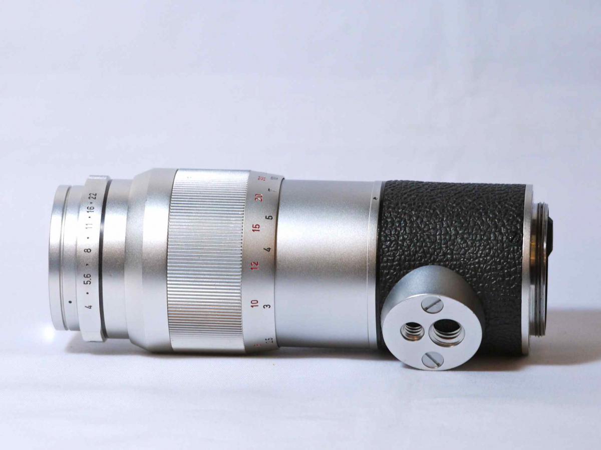 ライカエルマ−135mmF4 ライカマウント