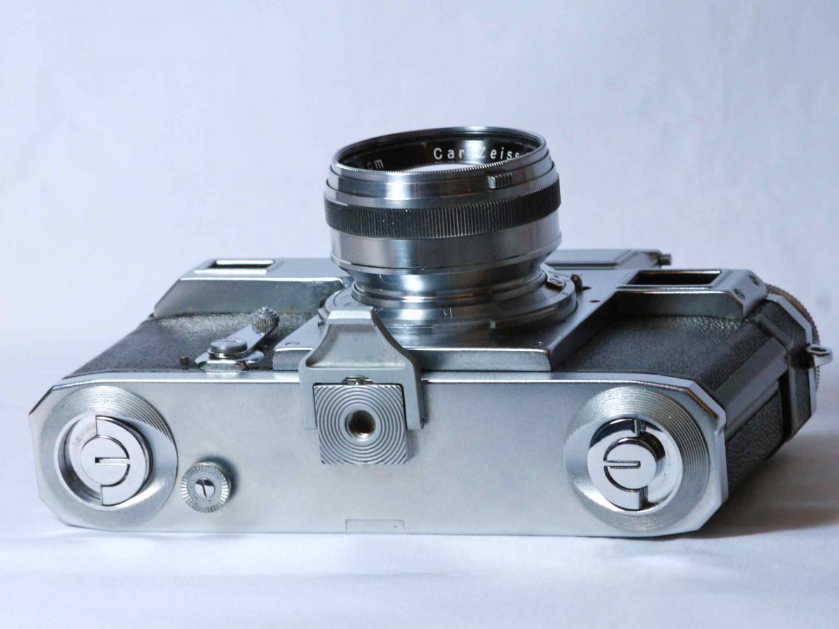 コンタックス III型 ゾナー50mm F 1.5