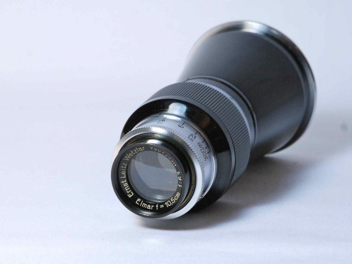 ライカ山岳エルマー105mm F 6.3 (L) セミクローム