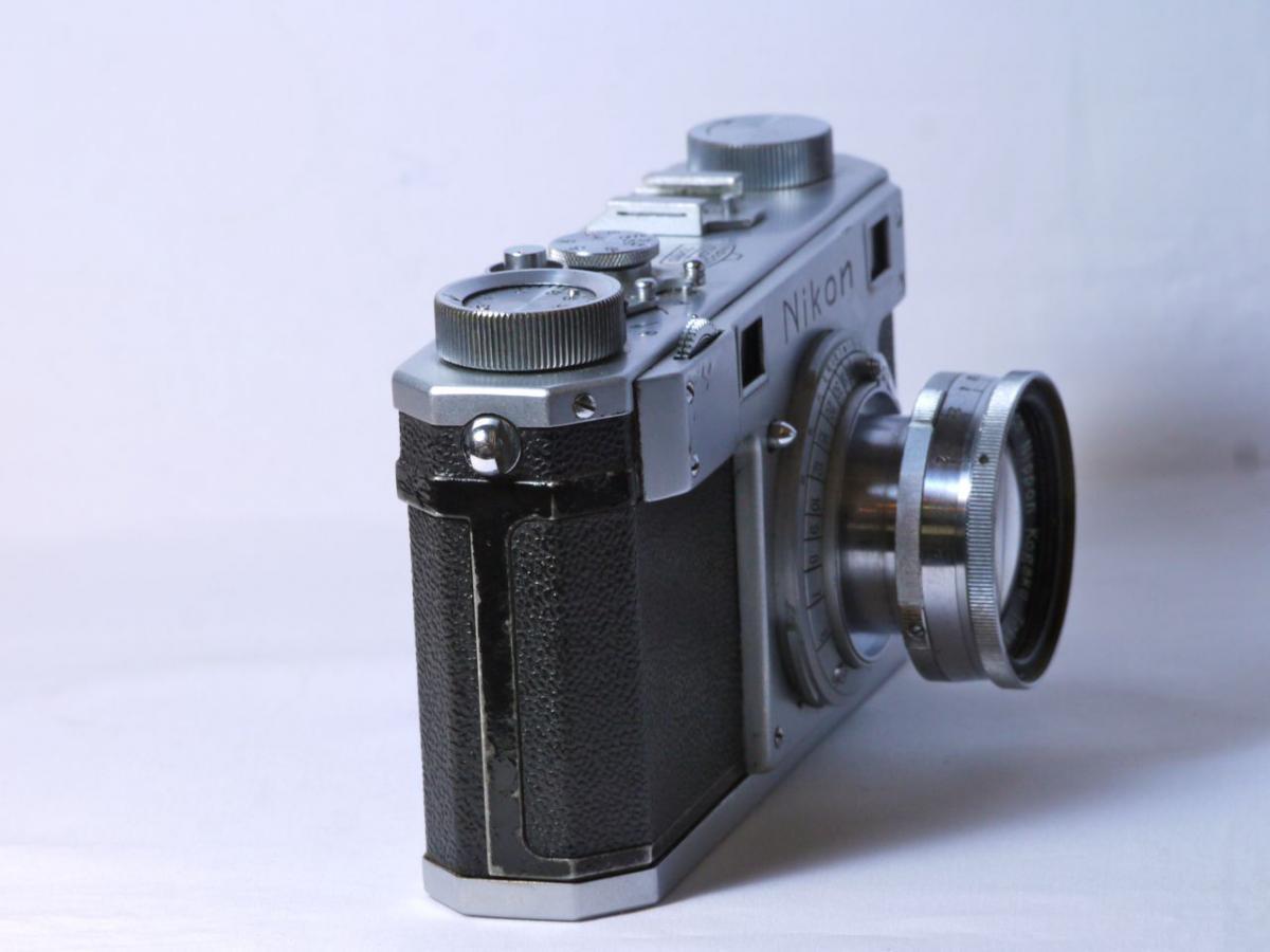 ニコン I 型 ニッコール50mm F 2 付
