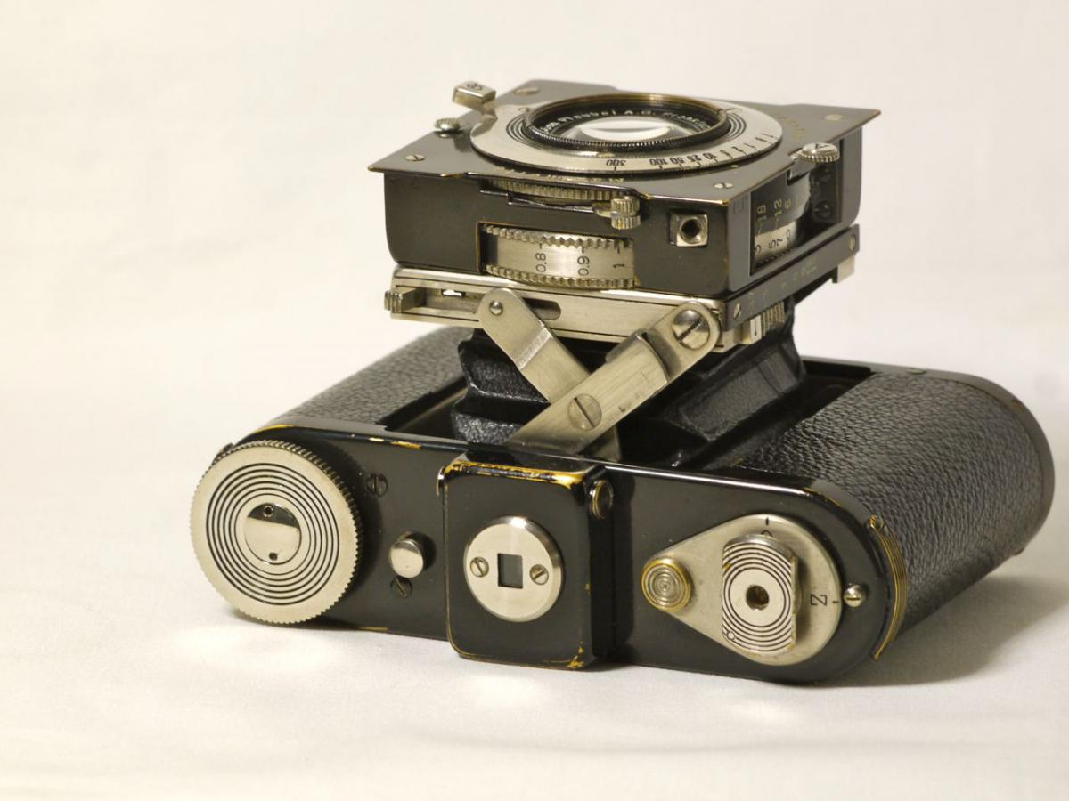マキネッテ アンチコマー50mm F 2.7