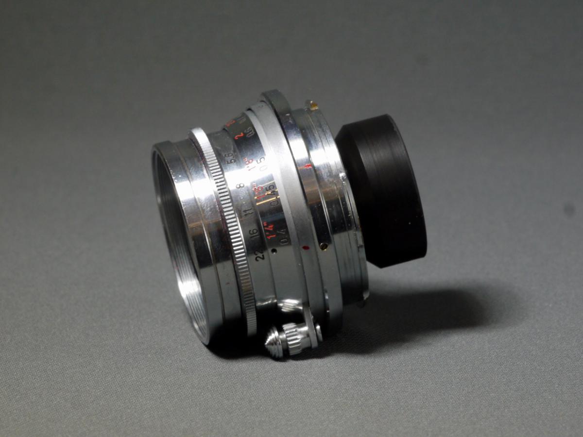 ライカスーパーアンギュロン21mm F 4 (M,L) フード、ファインダーセット